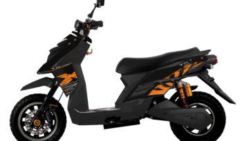 KSR Moto TTX Full Screen