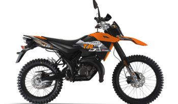 KSR Moto TR 50 X Full Screen