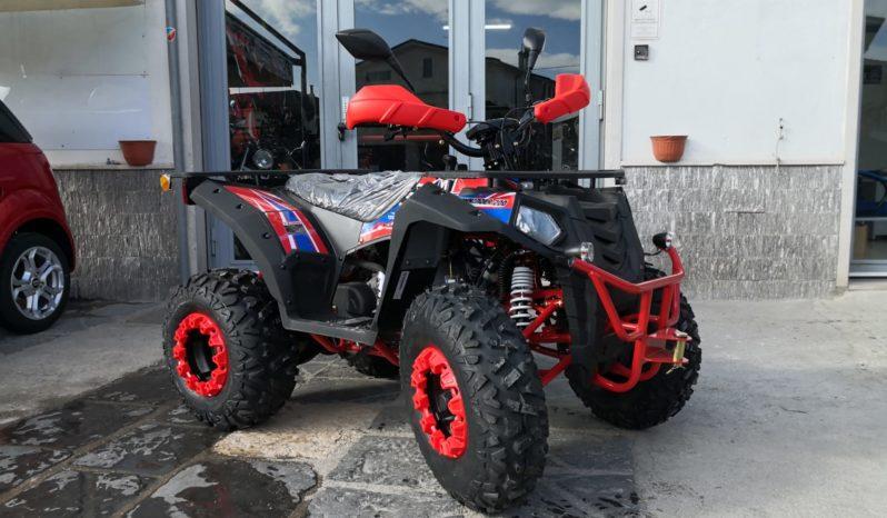 Quad ATV Commander 200 – 2×4 omologato Full Screen