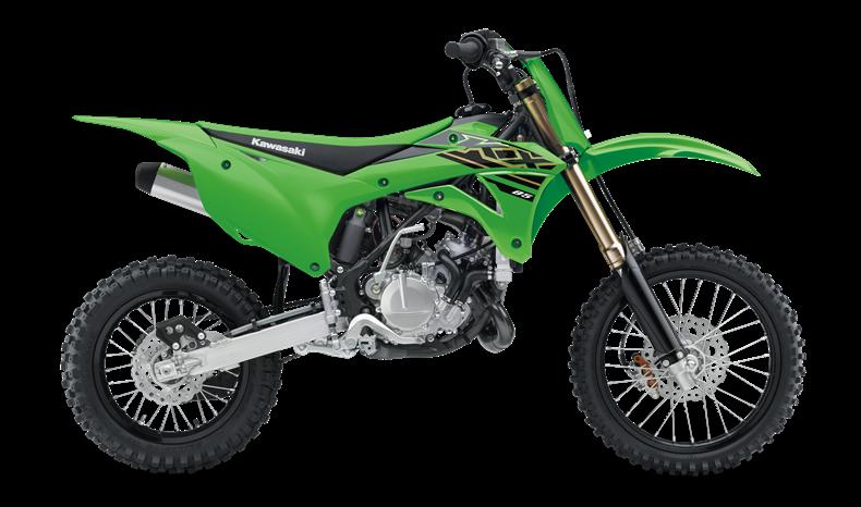 Kawasaki KX 85 2021 Ruota Piccola Full Screen