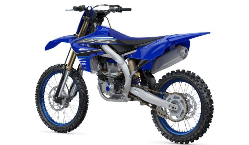 Yamaha YZ 65cc 2021 Full Screen