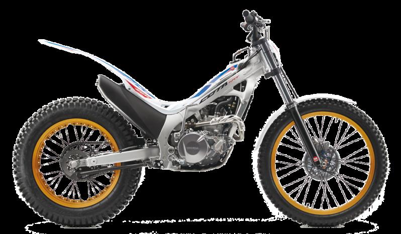 Montesa Ufficiale Red Moto Trial Cota 260 4RT 2020 Full Screen