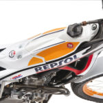 Montesa Ufficiale Red Moto Trial Cota 4RT Race REPLICA 2020 Full Screen