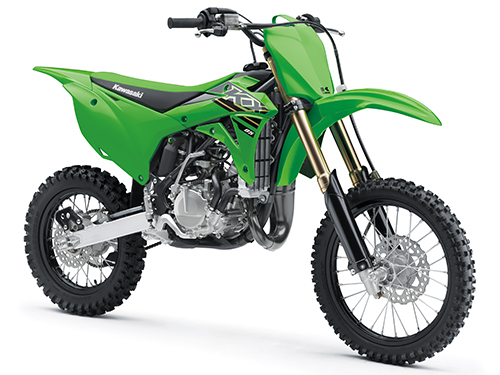 Kawasaki KX 85 2021 Ruota Grande Full Screen