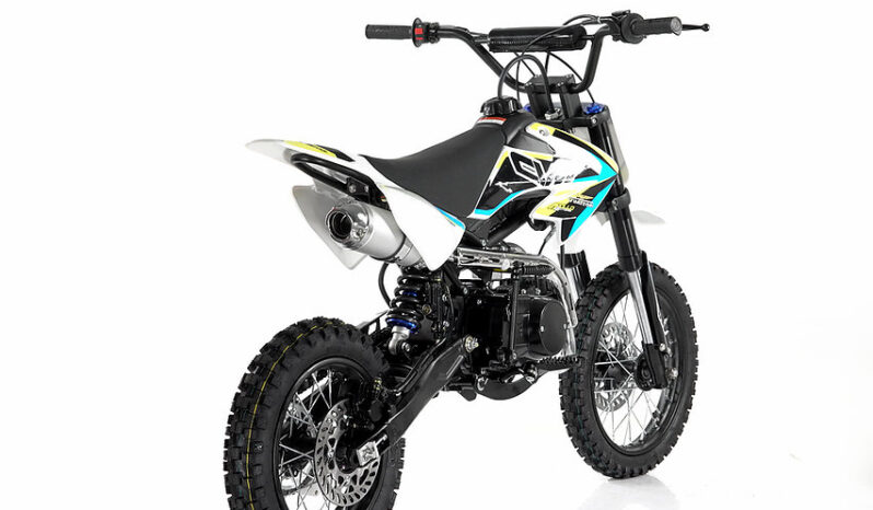 Pit Bike Apollo Supra 125cc – 2021 Full Screen
